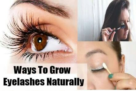 Ways To Make Your Eyelashes Thicker And Longer!
